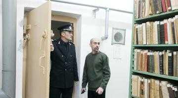 Că tot poate izbucni oricând un război la graniţa cu Ucraina... Incursiune în bunkerul antiatomic de sub Biblioteca Judeţeană 5