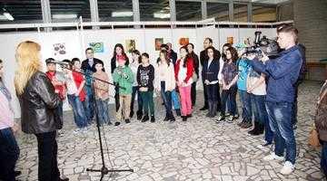 """""""Fantezii în culori"""", la Centrul Cultural Piteşti 3"""