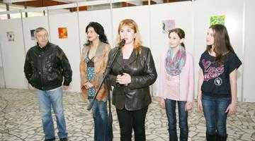 """""""Fantezii în culori"""", la Centrul Cultural Piteşti 2"""