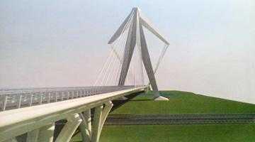 Podul care va lega Piteştiul de Mărăcineni va avea patru benzi de circulaţie 3