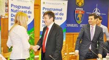 Nouă contracte semnate în Argeş pe program PNDR 5
