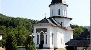 Mănăstirea Văleni, locul unde maicile au fost iniţiate în confecţionarea covoarelor de către mama lui Topârceanu 6
