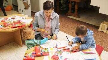 Ziua Internaţională a Copilului sărbătorită la Bibliotecă 5