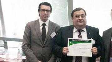 Comunitatea Montană Iezer Muscel a fost premiată la Strasbourg 2