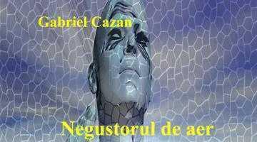 Gabriel Cazan îşi lansează  a şaptea carte 4