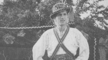 Ilie Dobre, poetul de la Săpata, autor al mai multor versuri pentru cunoscuţi interpreţi de muzică populară 4