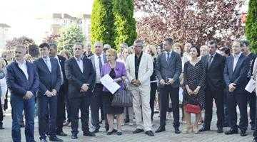 Delegaţii din oraşele înfrăţite din cinci ţări, prezente la manifestările prilejuite de Zilele Oraşului Mioveni 5