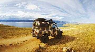 ARO a ajuns în sudul Siberiei 6