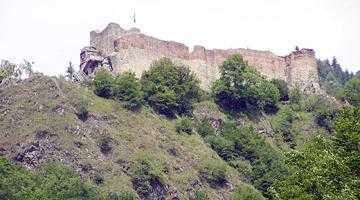 Cetatea Poenari va participa la primul târg european al castelelor 4