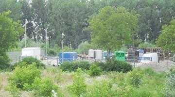 Societatea care are depozit de deşeuri lângă Parcul Lunca Argeşului a fost amendată cu 600 de milioane 4