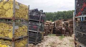 Societatea care are depozit de deşeuri lângă Parcul Lunca Argeşului a fost amendată cu 600 de milioane 5