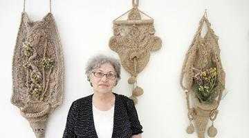 Valeria Răcăşan, expoziţie de artă decorativă la Biblioteca Judeţeană Argeş 5