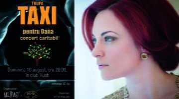 """Concert caritabil """"Trupa Taxi pentru Oana"""" 4"""