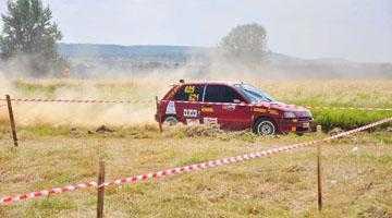 Pasionaţii de rallycross s-au reunit la Mioveni 3