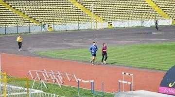 Pista de atletism din Pitești a fost omologată pentru competiții internaționale 3