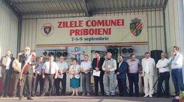 Ziua comunei Priboieni, o sărbătoare de nota 10 3
