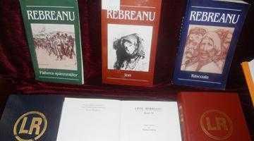 """Expoziţie de carte dedicată marelui romancier Liviu Rebreanu, la Biblioteca Judeţeană """"Dinicu Golescu"""" Argeş 5"""