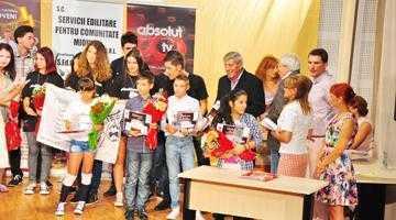 """Festivalul-Concurs de Teatru pentru Copii şi Tineret """"Ludicus"""" şi-a ales câştigătorii 2"""