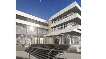 Primăria Mioveni îşi va extinde sediul 2