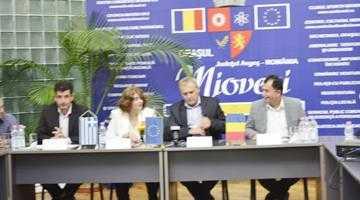 Delegaţie din Grecia, la Mioveni 3