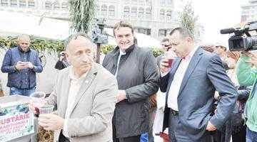 """Penibil! Premierul  a fost dus să viziteze sala de operaţii """"Mircea Drăghici"""" 5"""