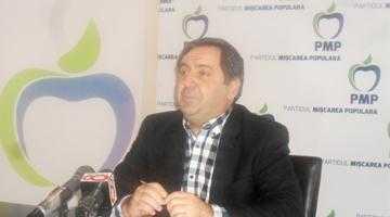 """Cătălin Bulf, preşedintele PMP Argeş: """"Să înţeleg că revine Constantin Nicolescu?"""" 5"""