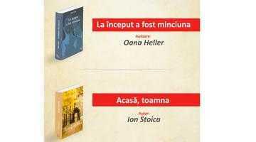 Oana Heller şi Ion Stoica,  dublă lansare de carte la Piteşti 4
