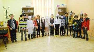 """Totul despre  Halloween la Biblioteca Judeţeană """"Dinicu Golescu"""" Argeş 3"""
