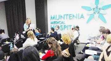 "Muntenia Hospital, gazda seminarului ""Devino perfect"" 4"