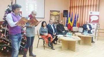 Valentin Nicolau şi-a lansat un roman fantasy la Piteşti 4