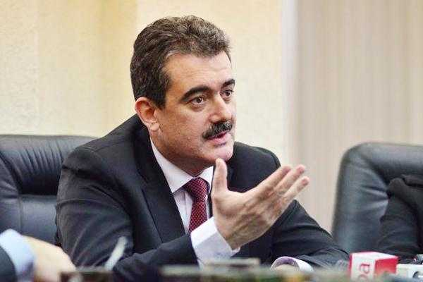 Andrei Gerea, ministrul Energiei şi IMM-urilor 6