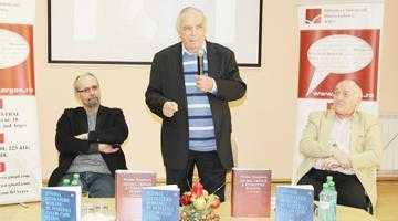 """Marele critic literar Nicolae Manolescu,  la Biblioteca Judeţeană """"Dinicu Golescu"""" Argeş 6"""