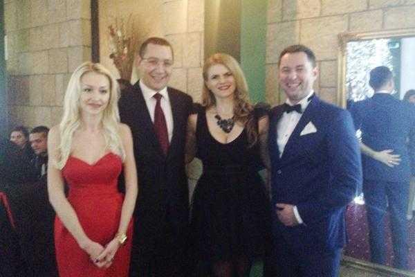 Premierul Ponta a participat Curtea de Argeş la botezul fiicei deputatului Drăghici 5