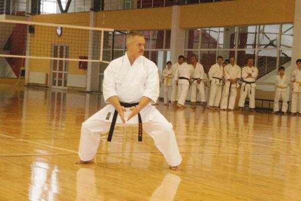 Senatorul Valeca nu merge la botezul fiicei lui Mircea Drăghici pentru că are cantonament de karate la Poiana Braşov 4