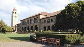 Ziua în care am fost la Stanford, pe Acoperişul Lumii... academice 5