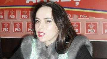Simona Bucura Oprescu, aleasă purtător de cuvânt al grupului PSD din Camera Deputaţilor 5