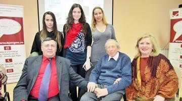 George Baciu, lansare de carte la Biblioteca Judeţeană Argeş 6