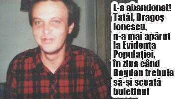Drama lui Bogdan Ionescu, fiul procuroarei care  s-a aruncat în râul Argeş 4