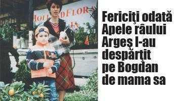 Drama lui Bogdan Ionescu, fiul procuroarei care  s-a aruncat în râul Argeş 3