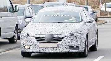 Posibil Sedan de lux construit la Mioveni 5