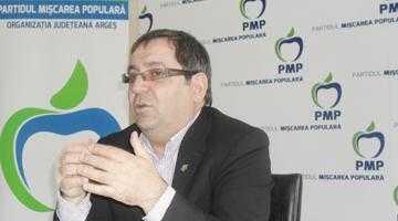 """Cătălin Bulf, preşedintele PMP Argeş: """"Folosesc puterea imaginară pentru ca tânăra generaţie să preia puterea reală"""" 2"""