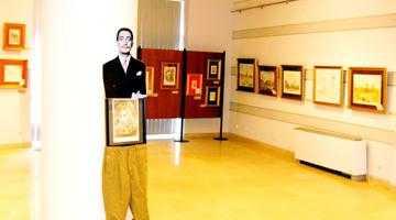 Expoziţie Dali la Muzeul Câmpulung 5