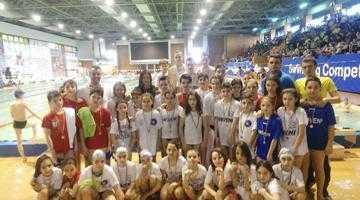 Înotătorii de la CS Dacia Mioveni 2012 au câştigat 22 de medalii 5
