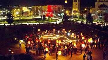 """La Mioveni se sting luminile pentru """"Ora Pământului"""" 4"""