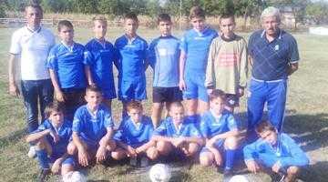 Şcoala de fotbal Gică Retevoescu s-a retras din campionat 5