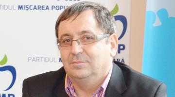 """Cătălin Bulf, preşedintele PMP Argeş: """"Primitivul Mărăşoiu şi oratorul de Polexe nu muncesc nicio zi pe lună şi îşi iau salariul degeaba"""" 5"""