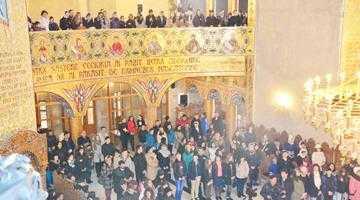 La Mioveni a început olimpiada naţională de religie 5