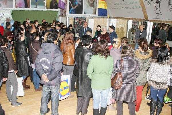 Bursa locurilor de muncă, la Sala Sporturilor din Pitești 6