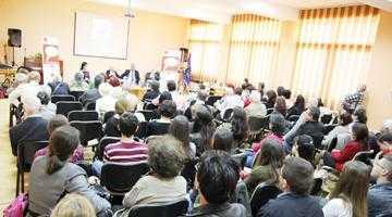 Scriitoarea Nora Iuga - conferinţă despre capriciile literaturii 4