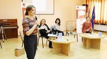 Adriana Mitu a lansat un volum de referinţă în domeniul parenting-ului 2